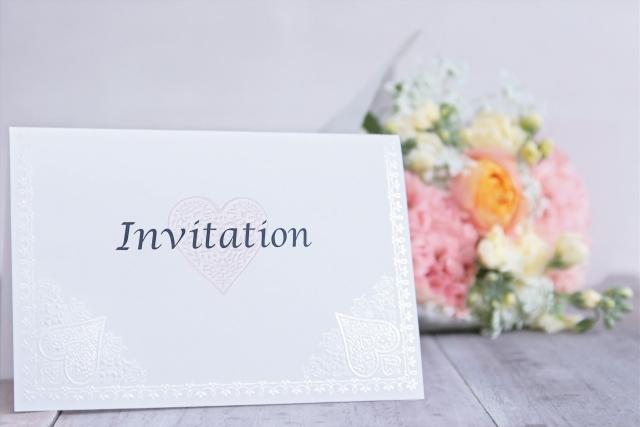 ディズニー 結婚式 招待状