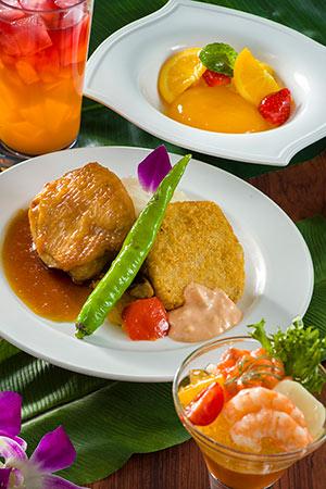 ポリネシアンテラス・レストラン