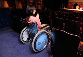 ディズニー 車椅子 アトラクション
