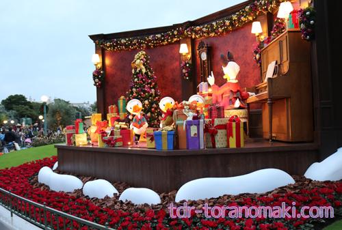 ディズニーランド クリスマス