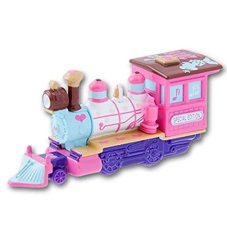 ウエスタンリバー鉄道 トミカ ディズニー・ビークル・コレクション 2018 SPECIAL EDITION ディズニービークルコレクション
