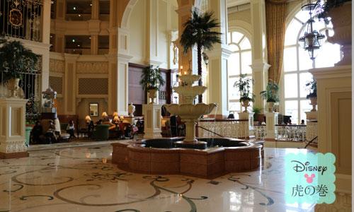 ディズニー ホテル お湯の調達