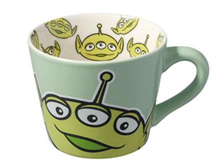 リトルグリーンメン マグカップ